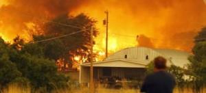 FIREFIGHTER TRAGEDY