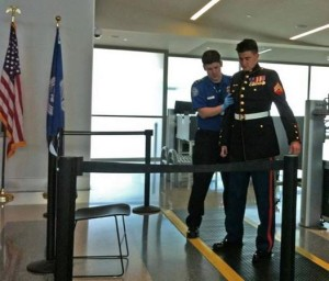 US MARINE & SECURITY CHECKPOINTS