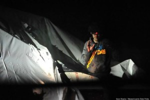 THE BOSTON BOMBER … BLOODIED, NOT SO CUTE